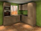 Baltest köögimööbel Leila