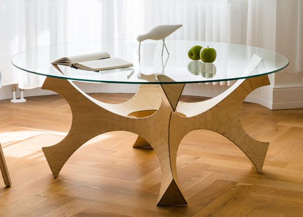 Журнальный / обеденный стол Nemo Ø 100 cm