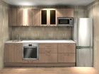 Baltest köögimööbel Katariina