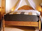 Sänky CORRIB, mänty 92x190 cm