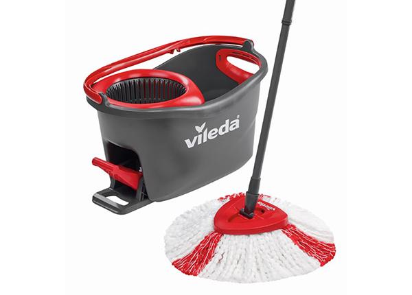 Vileda Easy Wring&Clean mopp+ämber