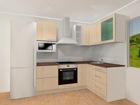 Baltest köögimööbel Maiken