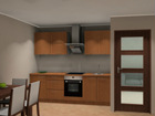 Baltest köögimööbel Piia