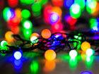LED jouluvalot 12 m