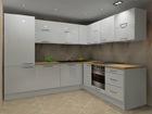 Baltest keittiö