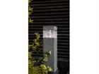 Садовый фонарный столб с солнечной панелью