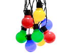 Световая цепочка Party Balls 16 LED AA-73078