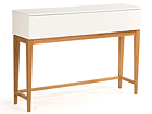 Seinalaud Blanco Console Table WO-73406