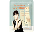 Retro metallijuliste Breakfast at Tiffany´s SG-73765
