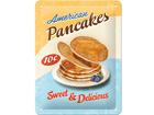 Металлический постер в ретро-стиле American Pancakes 15x20 см SG-74270