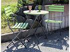 Kokkupandav aiamööbli komplekt Flip