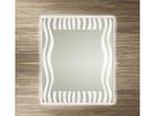 Peegel Zebra LED 50x60 cm