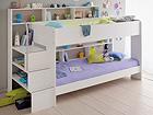 Двухъярусная кровать Bibop 90x200 cm