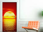 Fototapeet Red Sunset 100x210cm ED-76717