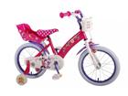 Jalgratas tüdrukutele alates 4. eluaastast TC-76881