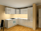 Baltest köögimööbel