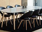 Удлиняющийся обеденный стол Belina 100x170-270 cm