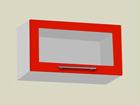 Keittiön yläkaappi 80 cm AVENTOS HKS mekanismilla h35 cm
