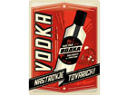 Retro metallposter Vodka 30x40 cm SG-80073
