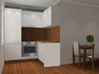 Baltest köögimööbel Miia