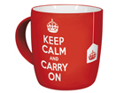 Muki KEEP CALM AND CARRY ON SG-81275