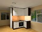 Baltest köögimööbel Miia 2