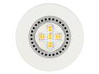Integreeritud LED ripplaevalgusti süvistatav 3-ne komplekt
