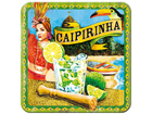 Retro lasinalusta CAIPIRINHA 4 kpl SG-82348
