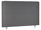 Kangasverhoiltu sängynpääty STANDARD 200x113x10 cm
