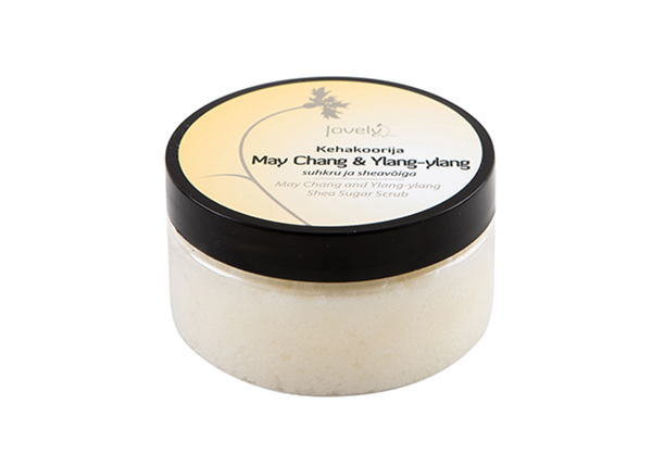 Kehakoorija May Chang & Ylang-ylang 250g