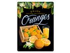 Металлический постер в ретро-стиле Oranges II 30x40 cm SG-84358