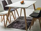 Ruokapöytä MILAN 90x160 cm WS-85020