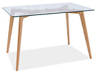 Ruokapöytä OSLO 80x120 cm WS-85164