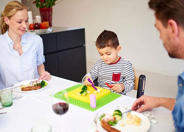 Laste sööginõude alusmatt Placematix