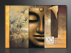 Seinapilt Buddha 60x80 cm