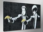 Seinapilt Banksy Art 60x80 cm ED-86121