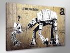 Seinätaulu BANKSY ART 60x80 cm ED-86131