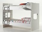 Двухъярусная кровать Cloud 90x200 cm MA-86281