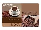 Lautasen alusta COFFEE 4 kpl