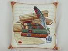 Gobeläänkangast dekoratiivpadi Writer 44x45 cm TG-86698