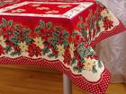 Jõululaudlina Frutoas Navidad 100x100 cm TG-86799