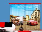 Kardin Disney Cars 2 280x245 cm