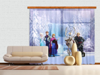 Kardin Disney Ice Kingdom, 280x245 cm ED-87018