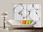 Fotoverho WHITE STONES 280x245 cm