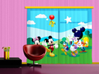 Фотошторы Disney Mickey and Friends, 180x160 см