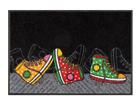 Ковер Happy Sneakers 50x75 см A5-87166