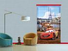 Fotokardin Disney cars Paris 140x245 cm
