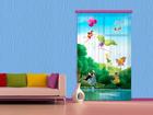Fotoverho DISNEY FAIRIES WITH RAINBOW 140x245 cm