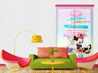 Fotokardin Disney Daisy and Minnie 140x245 cm