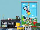 Fotokardin Disney Mickey on a rope 140x245 cm